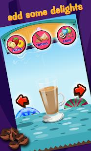 冰咖啡機 — — 孩子們遊戲