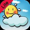 153웨더(웨더톡,WeatherTalk) logo