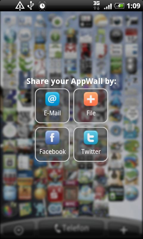 AppWall Free - screenshot
