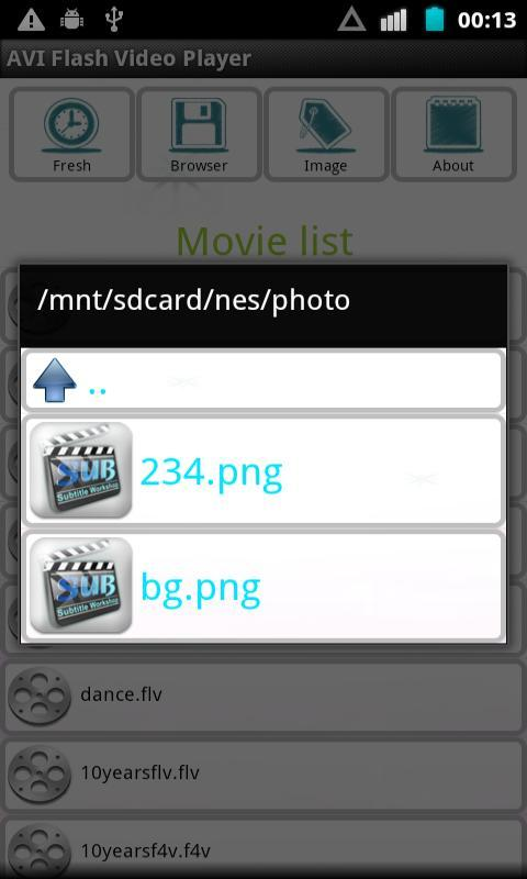AVI Flash Video Player - Android Apps on Google Play