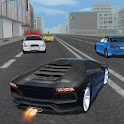 Fou 3D Driver: VIP City Taxi icon