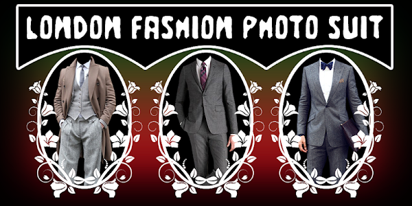 London Fashion Photo Suit screenshot 0