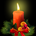 Christmas Candle Gallery FX icon