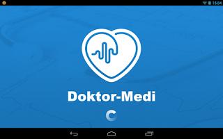 Screenshot of Doktor Medi