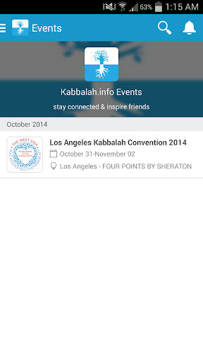 Kabbalah.info Events