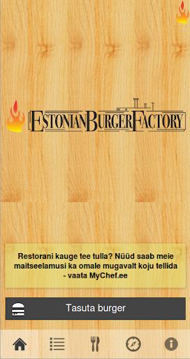 Estonian Burger Factory