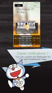 Espier Notifications 7 - screenshot thumbnail