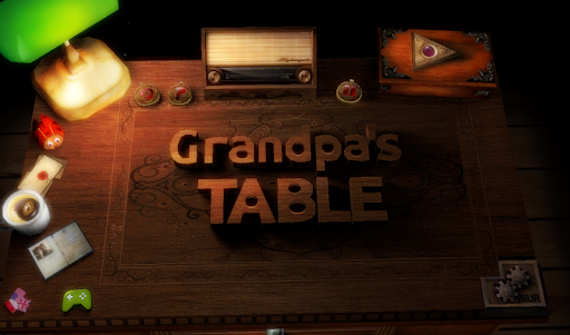 Grandpa's Table Demo
