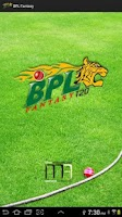 Screenshot of BPL T20 Fantasy Cricket  2013