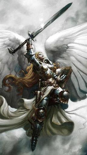 玩個人化App|天使战士波壁纸免費|APP試玩