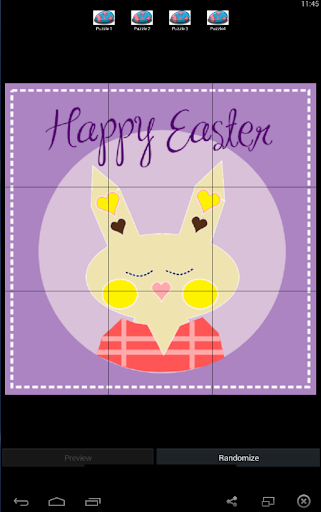 Easter Puzzle Games