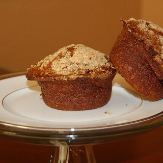 Pumpkin Apple Spice Cupcakes.