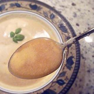 Cream of Beer Soup