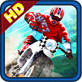 Motor Cross Bike Race