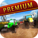 Crazy Farm Racing 3D Premium