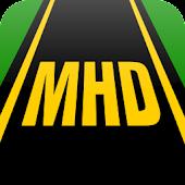 MHD Lístok
