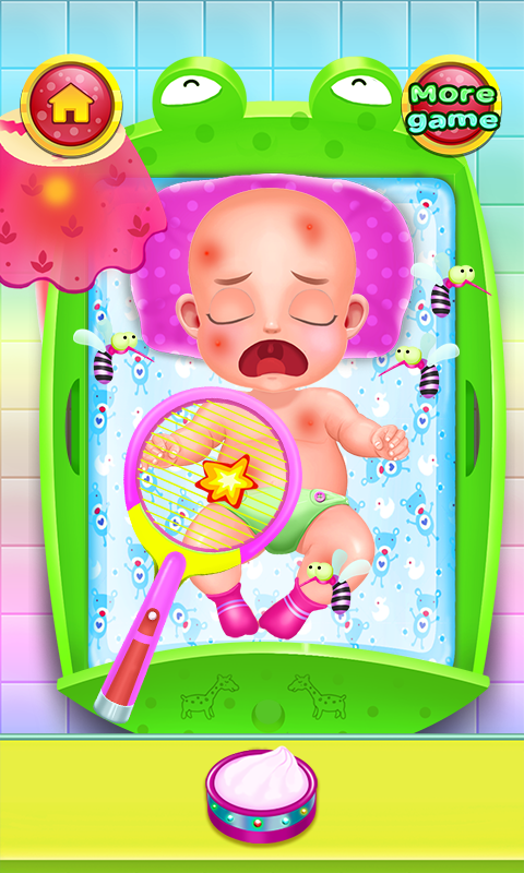 Newborn Baby Caring- screenshot
