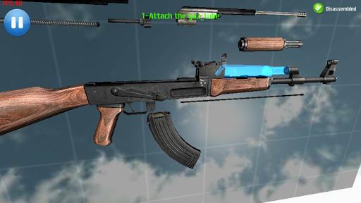 【免費模擬App】AK Field Strip 3D-APP點子