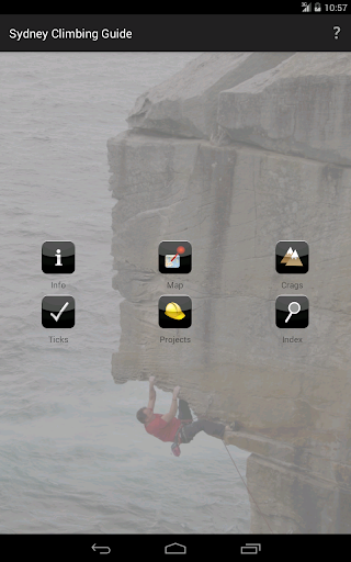 【免費運動App】Sydney Climbing Guide-APP點子