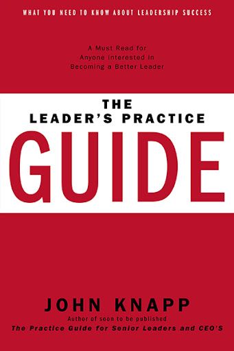 The Leader's Practice Guide cover