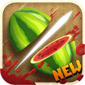 Cut Fruits 3D HD