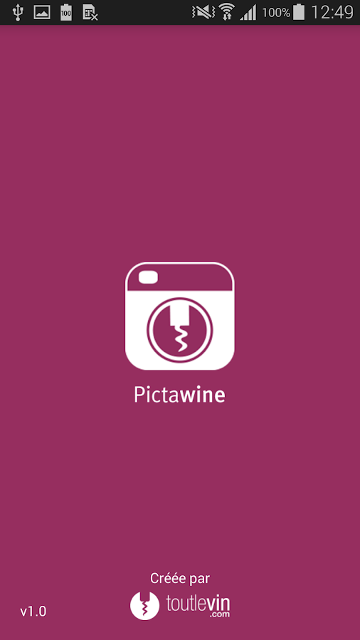 Pictawine- screenshot