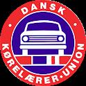 Teori fra Dansk Kørelærerunion logo