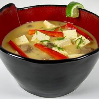 Thai Coconut Soup Vegetarian Recipes.