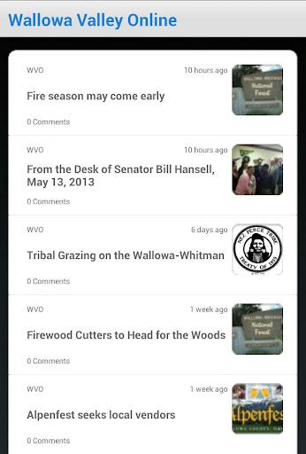 Wallowa Valley Online