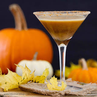 Pumpkin Pie-tini.
