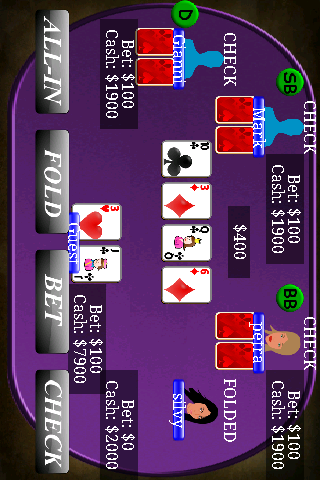 Texas Holdem Poker Pro Free
