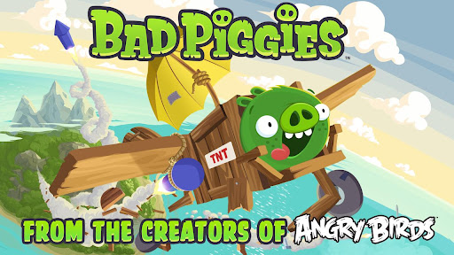Hra zdarma Bad Piggies   oddechove hry detske hry arkadove hry androidhry