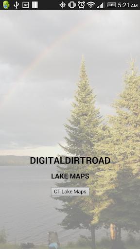 DDR - CT Lake Depth Charts