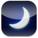 Music box to sleep icon
