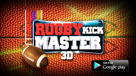RUGBY KICK MASTER 3D 1.5 screenshot 39961