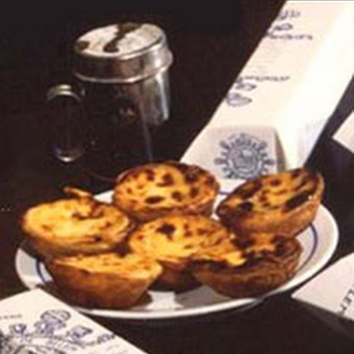 Pastéis de Nata | Portuguese Custard Tarts