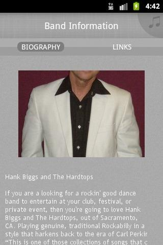 Hank Biggs - screenshot