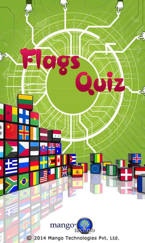 Flags Quiz - multiplayer- screenshot