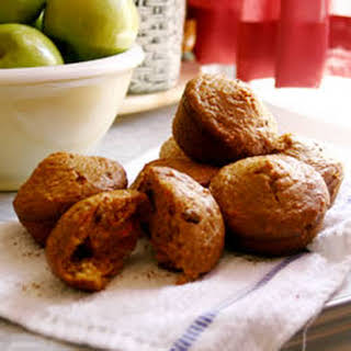 Awesome Carrot Muffins.