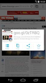 URL Shortener Screenshot 3