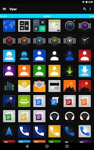 Viper - Icon Pack v2.4.8