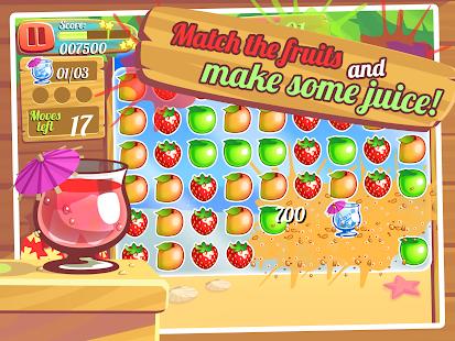 Juice Paradise - Arcade Puzzle