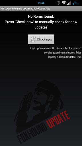 FoxHound Updater