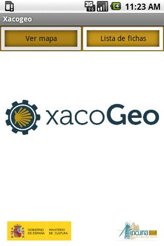 Xacogeo- screenshot