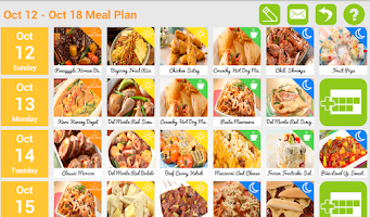 Screenshot of Del Monte Kitchenomics