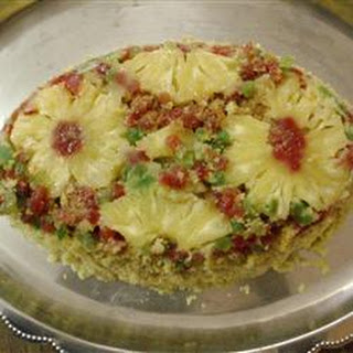 Pineapple Upside-Down Cake VI