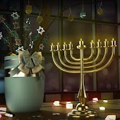Hanukkah Live Wallpaper