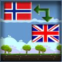 Learn English (Norwegian) icon