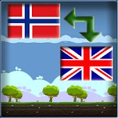 Learn English (Norwegian)