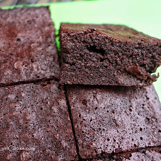 Bulletproof Fudgy Brownies - Low Carb